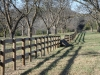 3 Board Fence with Coop